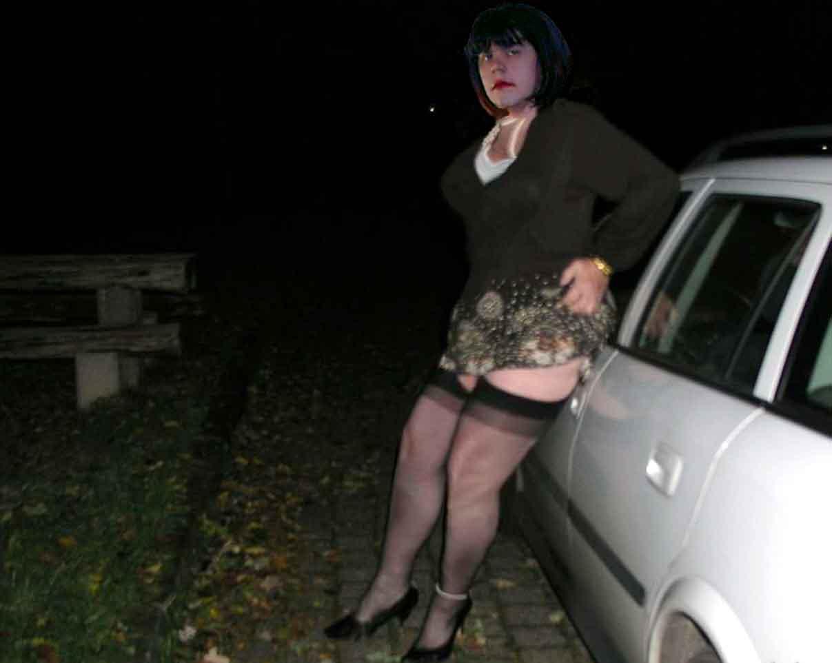 Проститутки недалеко от дороги
