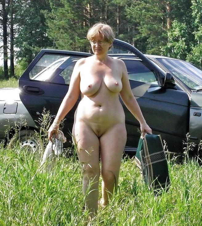 Бабуськи голые