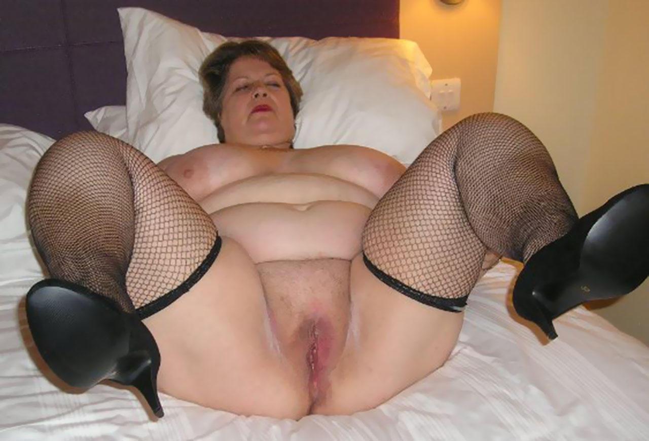 Зрелые порно фото толстухи