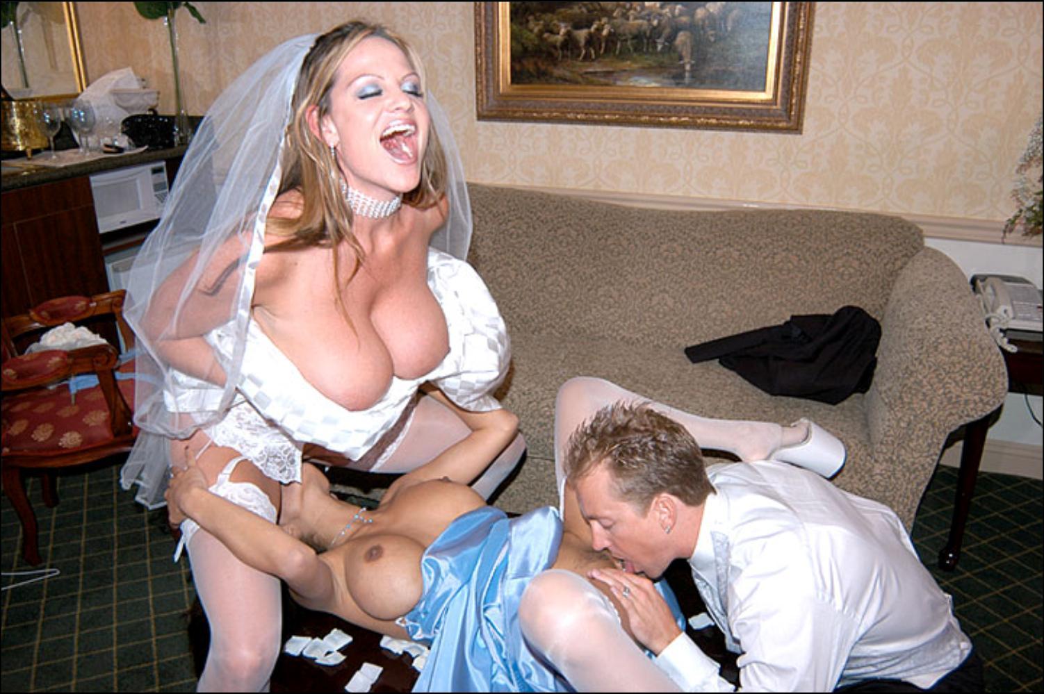 Порно друзья жениха невесту молоко
