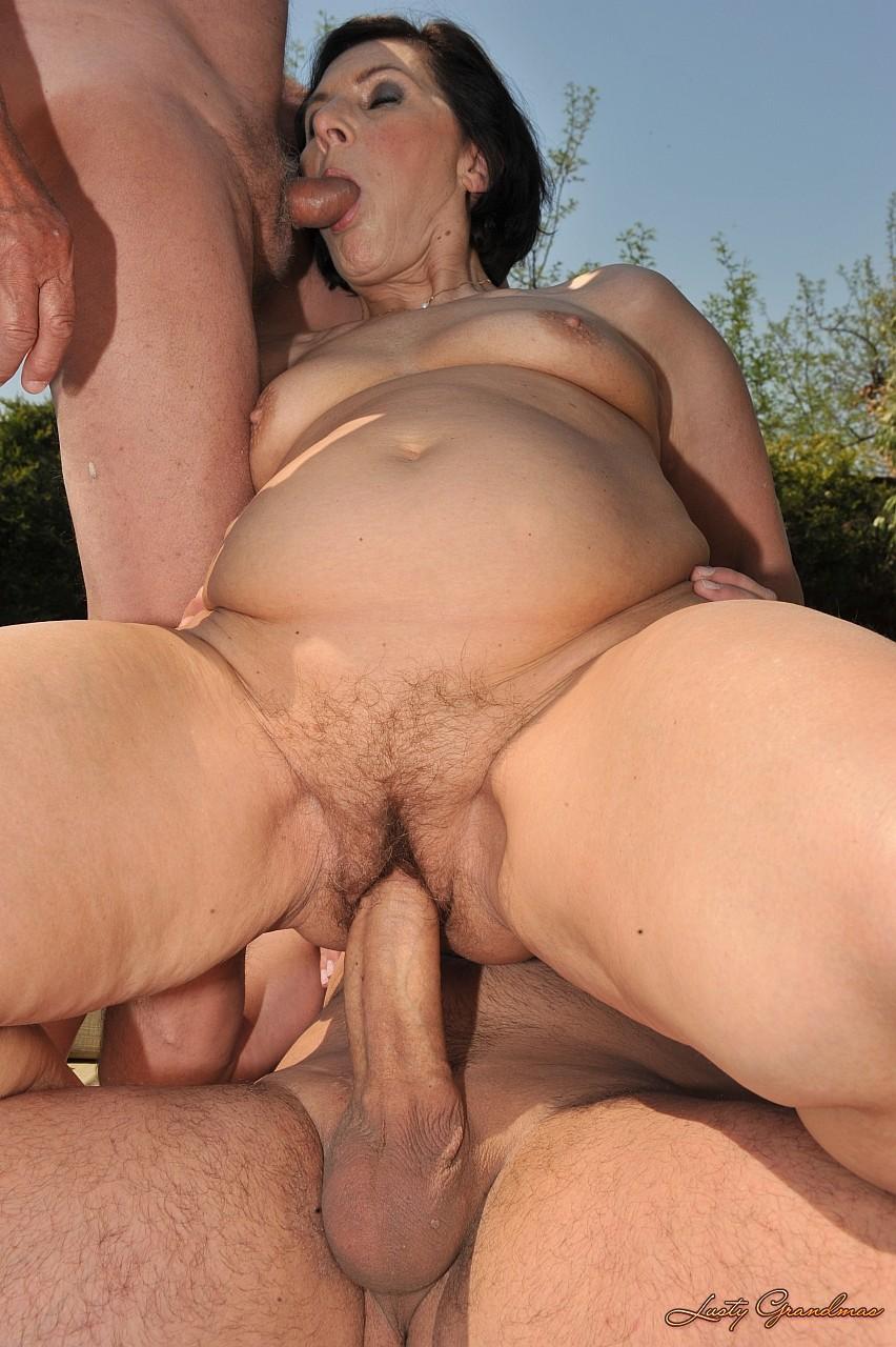Lusty Grandmas Margo T