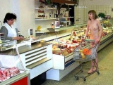 Shopping Nude - N12