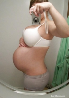 Pregnant Amateurs - Set 008 - N