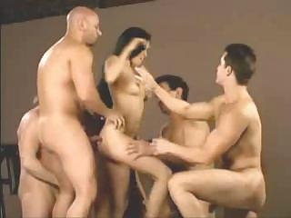 Porno Video of 12 Guys Cum Inside Girl
