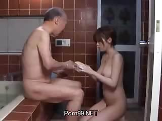 Porno Video of Old Man Young Chick 1