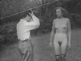 Porno Video of One Of The First Original Classic Porn Scenes Shot Almost A Century Ago