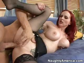 Porno Video of Skillful Red-haired Hooker Loves Placing Soft Cocks In Her Mouth