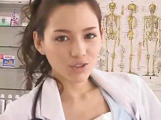 Porno Video of Doctor Handjob