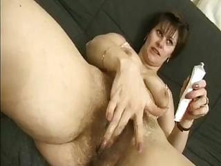 Porno Video of Hairy Middle-aged Woman Vicky Tries To Stay True To Her Sexual Preferences