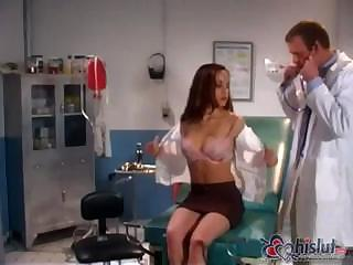Porno Video of Nasty Doctor Examines Pretty Girl's Nice Body And Fucks Her A Minute Later
