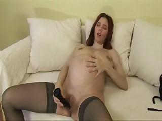 Porno Video of Pregnant German Wannabe Adores Tender Fucking With Her Hubby