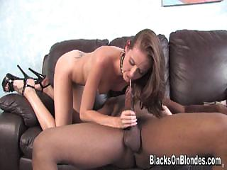 Porno Video of Hailey Young S Black Lover In Action