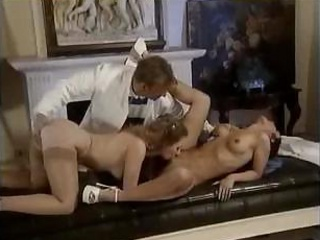 Porn Tube of Horny Doctors Working Their Sexy Patients` Tight Asses Out
