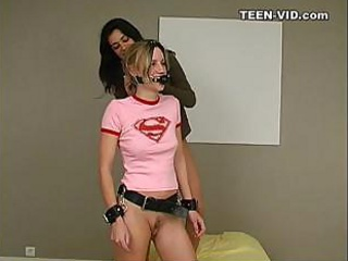 sexy teen bondage game