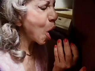 Porno Video of My Granny Sucks Black Cocks