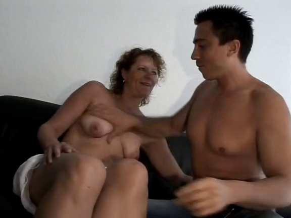 Porn Tube of German Milf Mom Seduced The Electrician