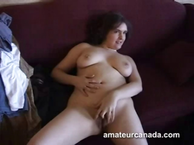 Porno Video of Homemade Horny Geek Plumper Amateur Girlfriend Hairy Pussy Touching