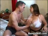 Crazy Milf With Tempting Body Hardly Rammed