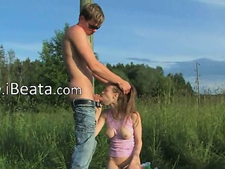 Brutal teenies anal outdoor sex