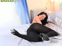 Оргазм крупным планом азиатской девушки