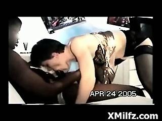 Tempting Wild Mature Wife Rammed