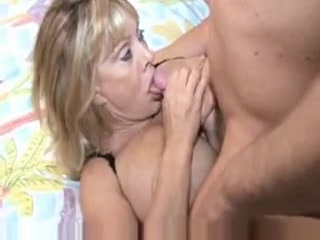 Porno Video of Mature Likes Sperm 8