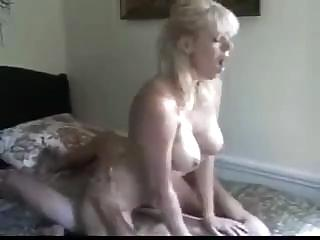 Porno Video of Mom Gets In A Good Session Of Sucking And Fucking On Her Buddy