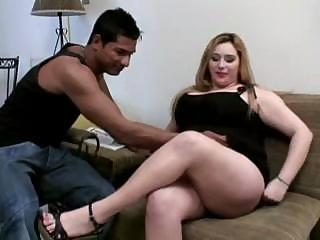 Porno Video of Bbw Fucks Big Cock