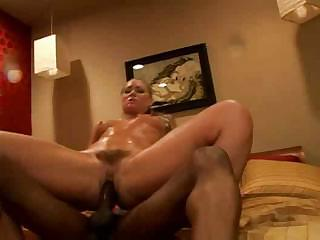 Flower Tucci is going after that hard, black cock with pleasure