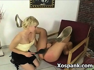 Horny Teen Spanking Fetish Porn And Dominance
