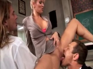 Hot School Gangbang