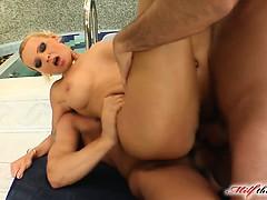 Видео уматное секс в анал