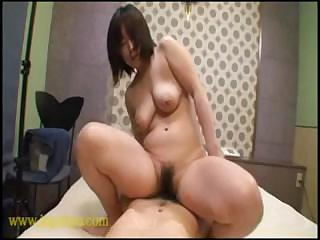 Porno Video of Japanese Yumi Ohno Gets Vibrated And Fucked For A Creampie