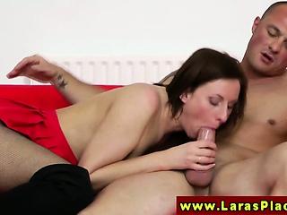 Секс с медсестрой в кабинете