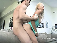 Blonde milf payton leigh gets fucked | Pornstar Video Updates