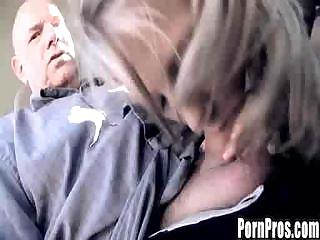 Porn Tube of Shawna Lenae Screws Old Driving Instructor