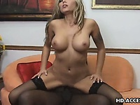 Big tits honey takes on big black cock | Pornstar Video Updates