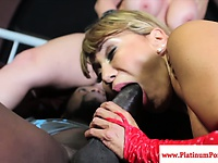 Sara jay fucked by black cock during ffm | Pornstar Video Updates