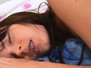 Порно видео анал девушек домашние