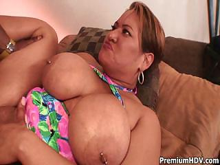 Porn Tube of Mature Chubby Gets Her Ass Ripped Apart By A Big Black Dick