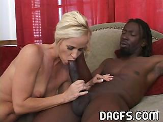 Sex Movie of Your Mother Goes For A Big Black Cock