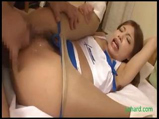 Sex Movie of Japanese Babe Gives Her Body, Mouth, And Pussy To A Hard Dick