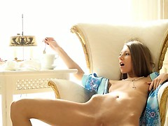 Порно нейлон леди