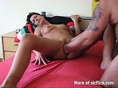 домашний секс отца и дочери