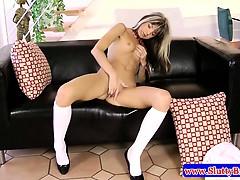 Видео порно вибратор в пизде хуй в жопе