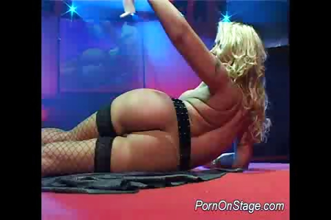 Porn Tube of Nasty Stripper With Big Tits