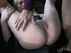Порно каштанка вечеринки