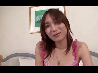 Porn Tube of Asian Babe Is Laying On The Bed And Masturbating With Toys