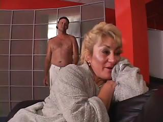 Sex Movie of Mature Sucks On A Hard Cock And Then Gets Drilled In The Pussy
