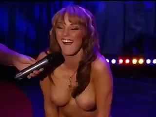 Porno Video of Charlie Laine Sits On And Fucks A Sybian On The Howard Stern Show